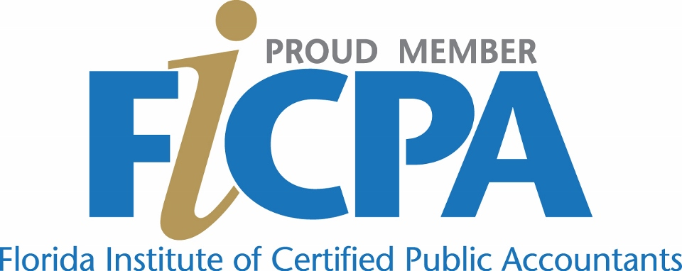 Proud member of the Florida Institute of Certified Public Accountants