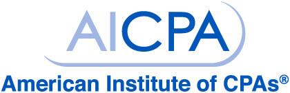 Proud member of the American Institute of Certified Public Accountants